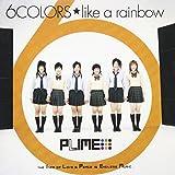 6COLORS☆like a rainbow(ジュエル・ケース仕様)