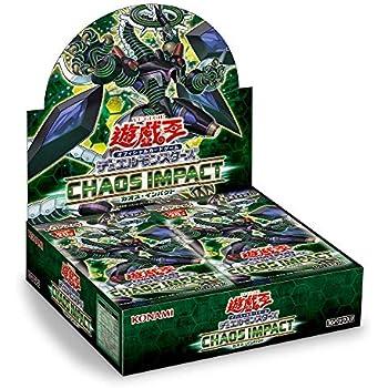 遊戯王OCG デュエルモンスターズ CHAOS IMPACT BOX