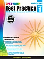 Spectrum Test Practice, Grade 1: With Free Online Resources for each U.S. State