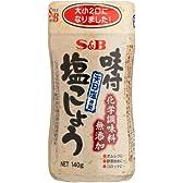S&B 味付塩こしょう化学調味料無添加 140g