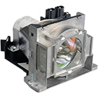 Rich Lighting プロジェクター 交換用 ランプ VLT-XD400LP 三菱電機 MITSUBISHI LVP-XD460, LVP-XD480, LVP-XD490, LVP-ES100 交換用【180日保証】