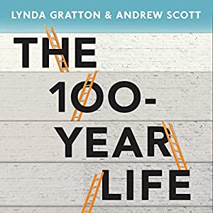 amazon co jp the 100 year life living and working in an age of