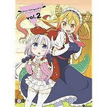 【Amazon.co.jp限定】小林さんちのメイドラゴン 2(全巻購入特典:全巻収納BOX引換シリアルコード付) [Blu-ray]