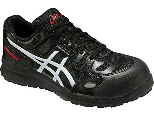 [ASICS] アシックス]安全靴【ウィンジョブCP103】(GEL・耐油性ラバー・シューレースタイプ)《012-FCP103-9001》 (27.5)