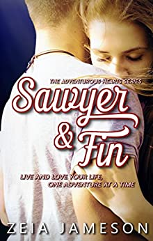 Sawyer & Fin: Adventurous Hearts series Book 1 by [Jameson, Zeia]
