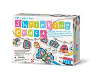 Make Your Own Shrinking Craft Kit by Toysmith [並行輸入品]