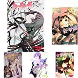 化物語 [コミック] 1-7巻 新品セット (クーポン「BOOKSET」入力で+3%ポイント)