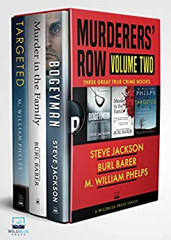 MURDERERS' ROW: Volume Two (Boxed Set) by [Jackson, Steve, Barer, Burl, Phelps, M. William]