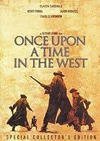 Once Upon a Time in the WestポスターB 27x 40ヘンリー・フォンダジェイソン・ロバーズチャールズ・ブロンソン Unframed 430078