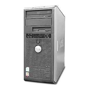 中古 デスクトップパソコン PC本体 DELL Optiplex GX620MT 1GBメモリ DVDマルチドライブ WinXP KingsoftOffice2012