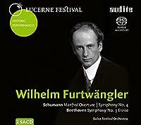 Schumann/Beethoven: Manfred Ov