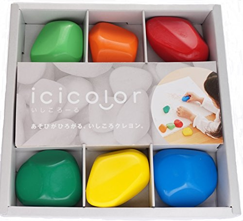icicolor (イシコロール) 6色セット