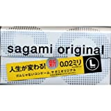 サガミオリジナル002Lサイズ 12個入り【4個セット】