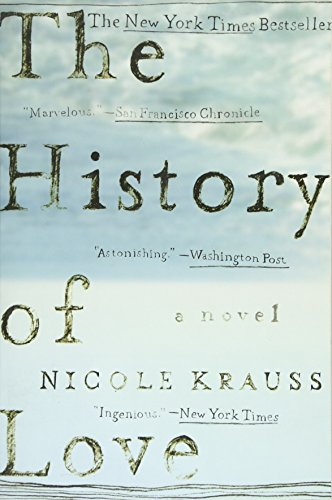 The History of Love Nicole Krauss W W Norton & Co Inc