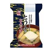 アマノフーズ とうふのおみそ汁 11g×10個