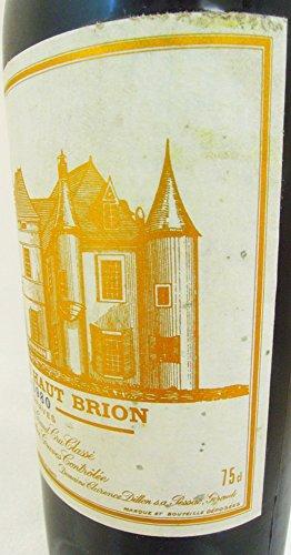 Chateau Haut-Brion シャトー・オー・ブリオン 1980