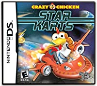 Crazy Chicken - Star Karts (輸入版) - DS
