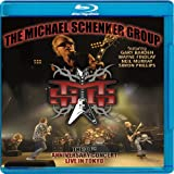 Michael Schenker Group Live in Tokyo: 30th Anniversary [Blu-ray] [Import]