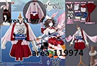 Fate/Grand Order 両儀式 両儀 式首切りバニー装 コスプレ 衣装+耳+尾+靴下風 全セット