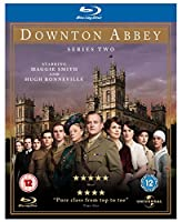 Downton Abbey Series 2 [Blu-ray] [Import]