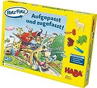 Ratz-Fatz: Für 1 - 6 Kinder