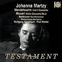 Johanna Martzy plays Violin Concertos (2012-11-29)