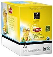 Lipton Lemonade Iced Tea K-Cups, 22 ct by Lipton