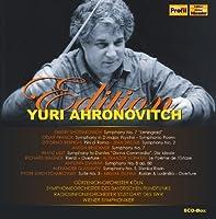 Edition Yuri Ahronovitch by SHOSTAKOVICH / FRANCK / BRUCKNER (2012-11-13)
