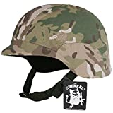 SHENKEL 米軍フリッツタイプヘルメット 迷彩カバー付き M88 マルチカム met-008mc