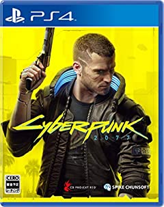 【PS4】サイバーパンク2077【Amazon.co.jp限定】アイテム未定