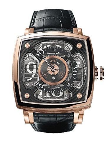 [エムシーティー]MCT 腕時計 手巻き SQ45S1PG メンズ 【正規輸入品】