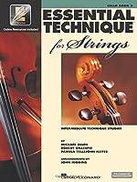 Essential Technique 2000 for Strings: A Comprehensive Sring Method: Cello, Book 3 (Intermediate Technique Studies)