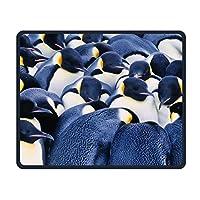 ゲームマウスマットマウスパッド、Penguins Shore Many Pack Family、ゲームOfficeマウスパッド L