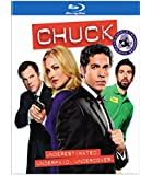 Chuck: Complete Fourth Season [Blu-ray] [Import]