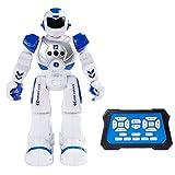 インテリジェン 人型ロボット 多機能ロボット おもちゃ ロボット 充電式の人型ロボット おもちゃ プログラム可能 子供の知育玩具 ヒューマノイド知能ロボット 男の子 子供の誕生日プレゼント