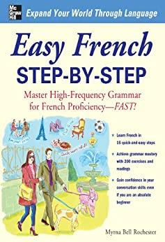 Easy French Step-by-Step by [Rochester, Myrna Bell]