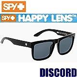 SPY(スパイ) スパイ SPY サングラス メンズ THE DISCORD グロスブラック ハッピーレンズ グレーグリーン HAPPY  ディスコード
