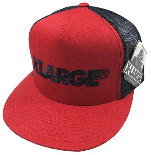 X-LARGE SLANTED TRUCKER CAP