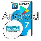 パソコンでAndroid7が使える様になりました/OS起動ディスク(国内発送品)【 対応】Google Play/Windows/Excel/通信料気にせずスマホアプリを楽しめます。23T7