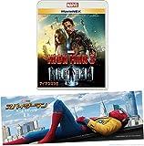 【早期購入特典あり】アイアンマン3 MovieNEX [ブルーレイ+DVD+デジタルコピー(クラウド対応)+MovieNEXワールド] [Blu-ray] スパイダーマン バンパーステッカー付き