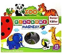 冷蔵庫マグネットfor Toddlers Kids–Baby Magnets–Foam Magnets–Fridge Magnets forキッズ–動物マグネットfor Toddlers–キッズ冷蔵庫マグネット–幼児用冷蔵庫用マグネット–磁気動物