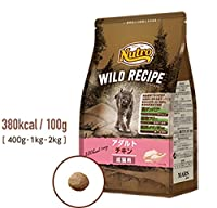 【ニュートロ】ワイルドレシピ アダルトチキン 成猫用 1kg×4個セット