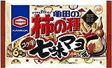 亀田製菓 亀田の柿の種 コク辛七味マヨ味6袋詰 182g×12袋