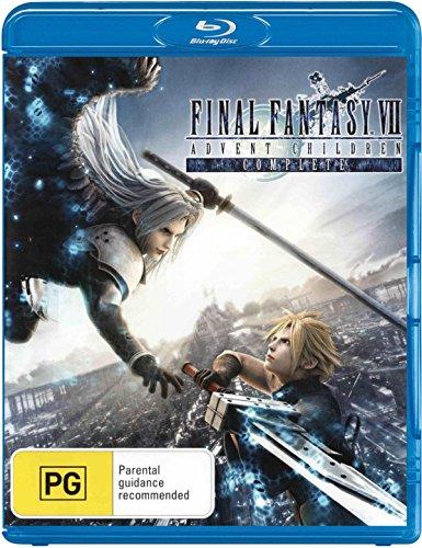 Final Fantasy Vii: Advent Children [Edizione: Australia] [Blu-ray] [Import italien]