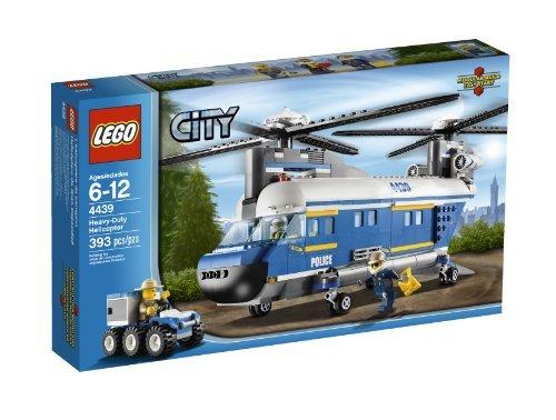LEGO City Police Heavy-Lift Helicopter 4439 [並行輸入品]