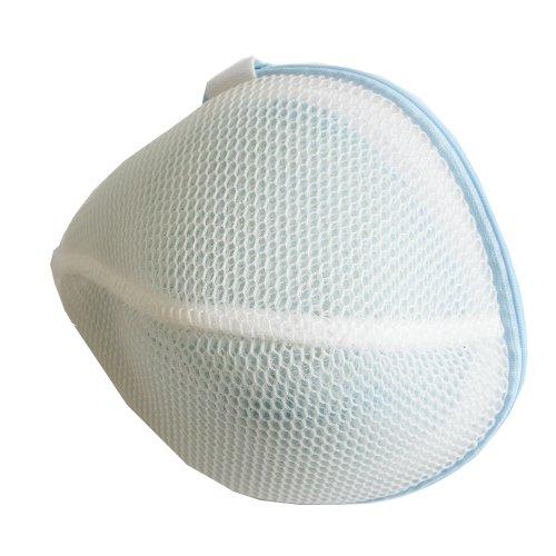 ブラジャー専用洗濯ネット マシマロ・大きい(L)サイズ