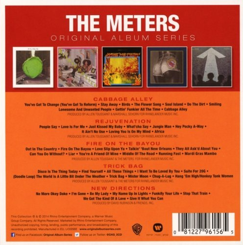 The Meters (Original Album Series)