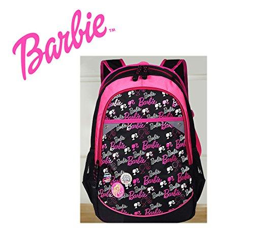 Barbie(バービー)リュックサック リュック キッズ ジュニア大容量・軽量タイプ 小学生~中学生向け