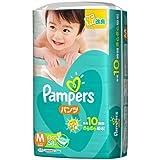《ケース》 P&G パンパース さらさらケア パンツ スーパージャンボ Mサイズ 6~11kg 男女共用 (58枚)×4個 パンツタイプおむつ 【P&G】