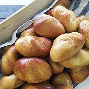 低糖質サンドに◎ココレクト ふすまのロールパン3個×8袋 野生酵母発酵 合成甘味料不使用 糖質制限